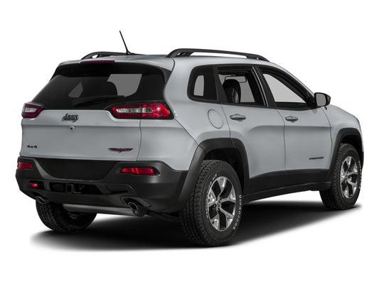 2017 Jeep Cherokee Trailhawk 4x4 Ltd Avail In Lander Wy Fremont Ford
