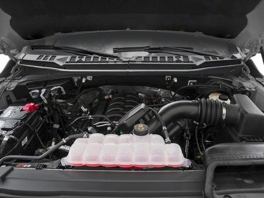 2018 Ford F-150 XLT 4WD SuperCrew 5 5' Box
